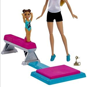 Barbie Flippin' Fun Gymnast